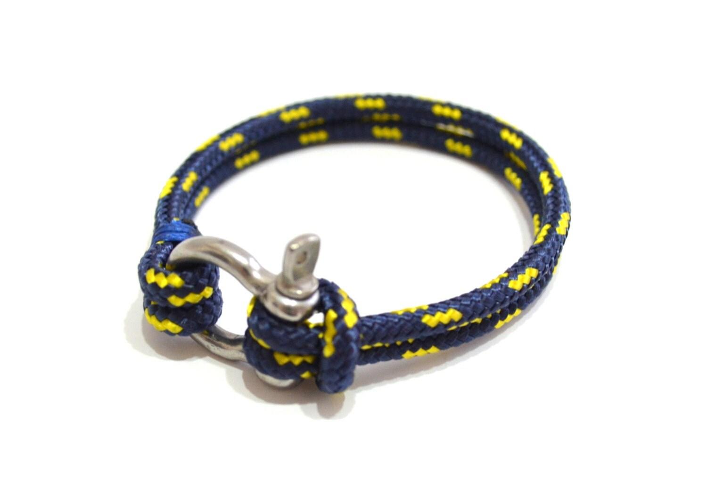 nautical bracelet men 39 s bracelet nautical jewelry. Black Bedroom Furniture Sets. Home Design Ideas