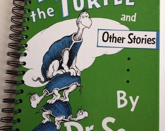 Yertle the Turtle and Other Stories Dr. Seuss Recycled Journal Notebook