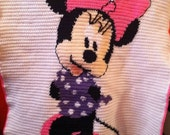Minnie Mouse Blanket & Doll
