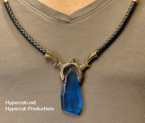 "Amulet Necklace, ""New"" DMC-style"