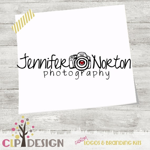 Cute Photography Logo Photography Logo And Watermark