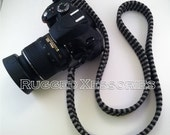 Paracord Camera Strap-Camera Strap-Survival Camera Strap-Shoulder Strap-Camera Accessories