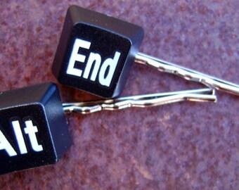 Upcycled Keyboard - Alt / End Keys