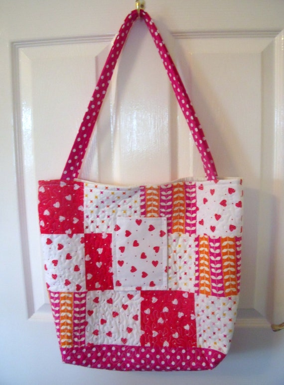 handmade quilted handbags - photo #21