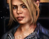 Rose Tyler 11x17 Print (Signed by Barry Sachs)