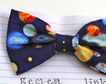 Solar System Bow Tie Random