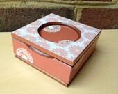 Dandelion and Burst Jewelry Box