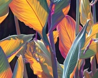 Tropical Art Print - Tropical Decor