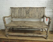 Antique Chinese Bench in Poplar (Los Angeles)