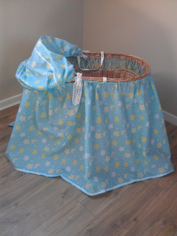 Bassinet Skirt Set 47