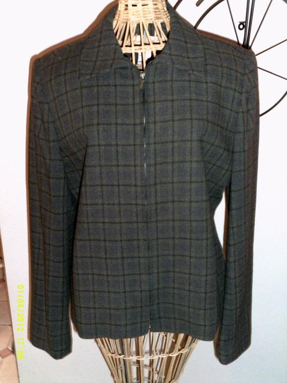 1980s Womens Womens Vintage 1980s Wool