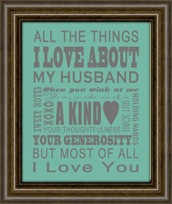... Gifts For Him - Gifts For Her - Anniverasry Gift - Love Gift - Wedding