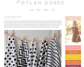 Doree - Self Hosted Wordpress theme