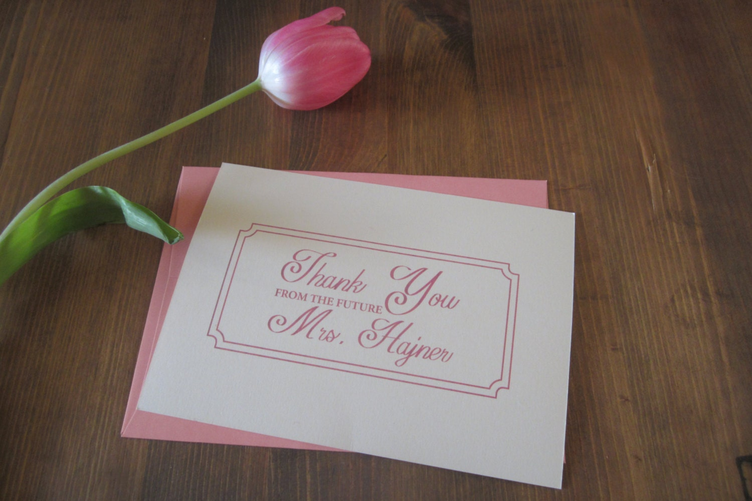 20 Bridal Shower Thank You Notes