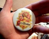 Gryffindor Crest 2.25 inch Pinback Button