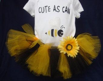 TuTu Set Cute as Can Be 18 months