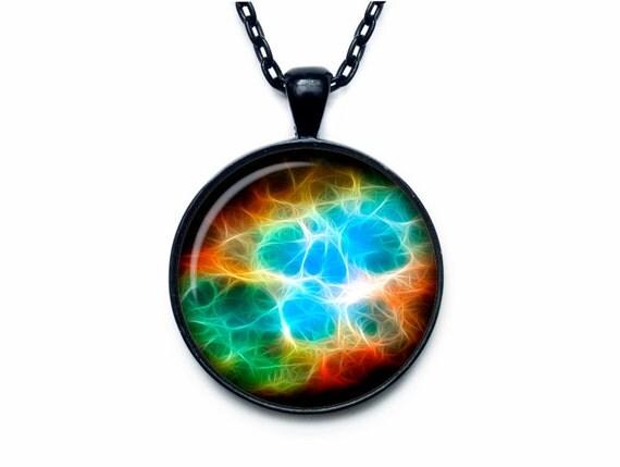 necklaces etsy nebula - photo #24