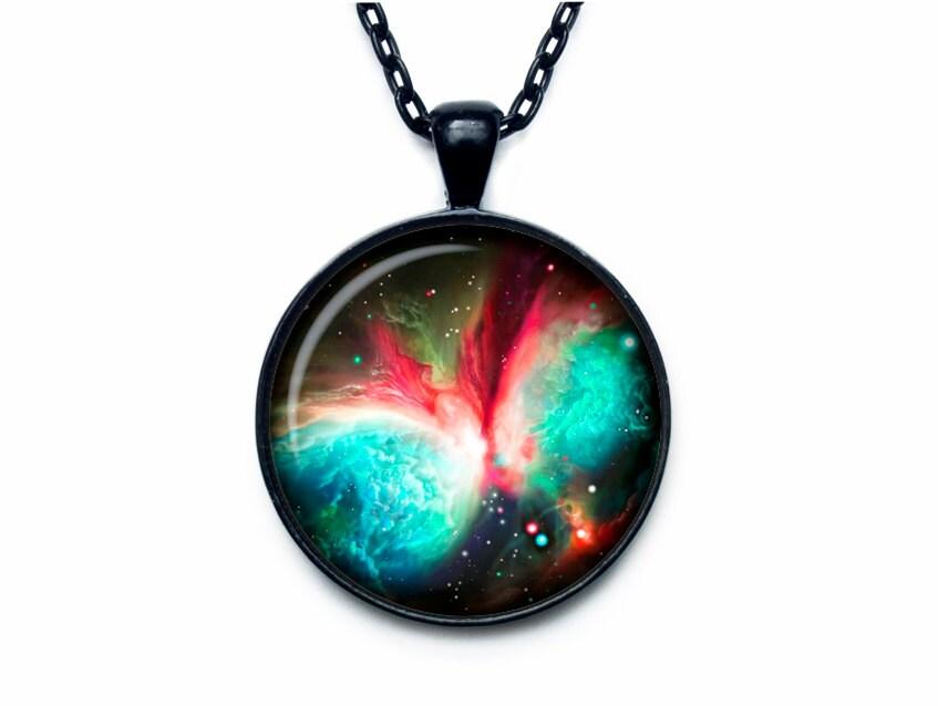 necklaces etsy nebula - photo #9