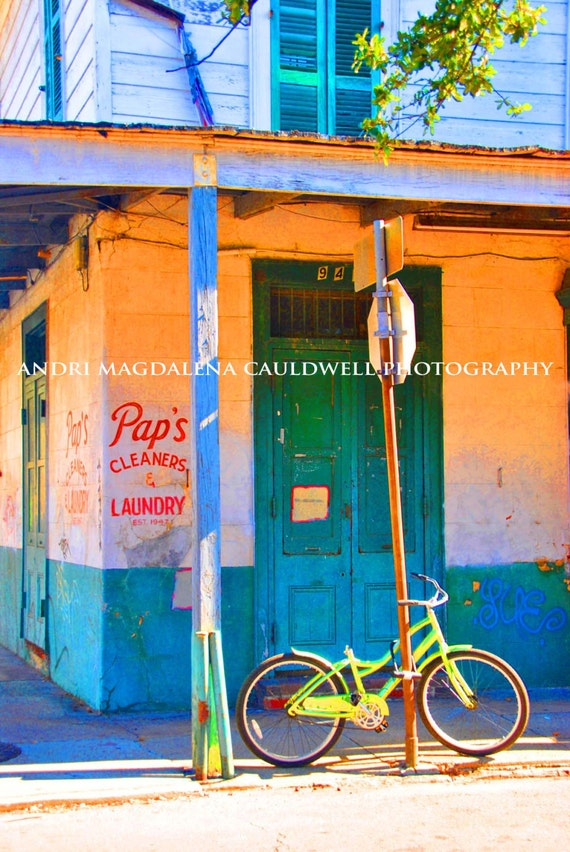 Items Similar To New Orleans French Quarter Wall Art On