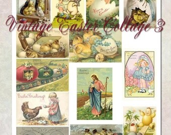 Easter Collage 3