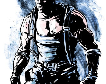 Riddick - Print