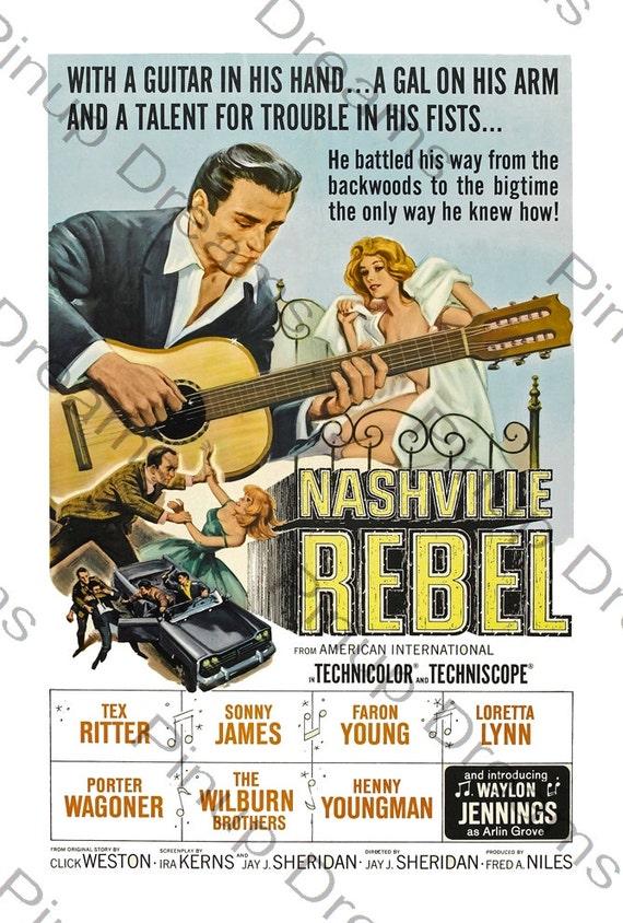 Nashville movie listing