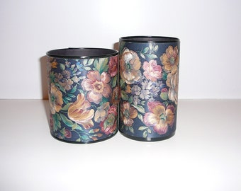 Handmade Pencil Holder Set, Gifts for Graduates,Gifts for all, Gifts under 15, Desk Accesories, Pencil cups, Home Decor