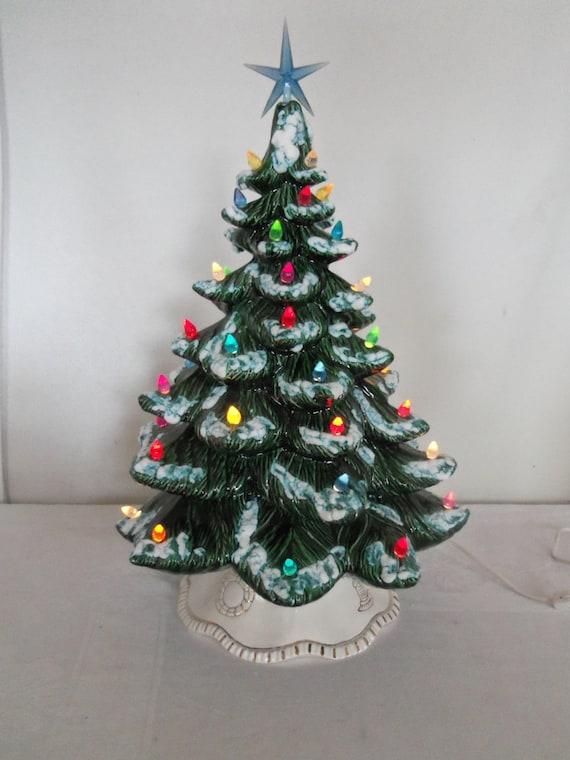 Vintage Style Christmas Tree Lights