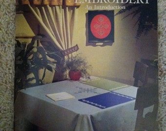 Hardanger Embroidery, An Introduction