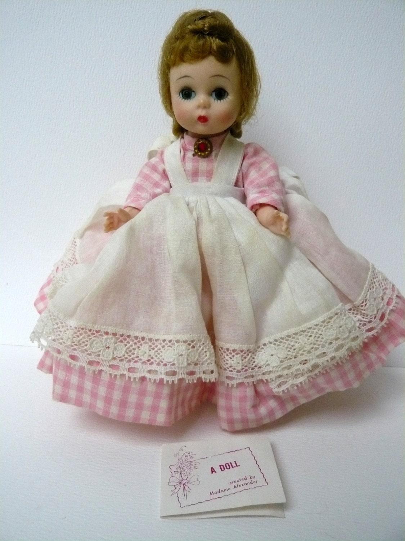 Vintage Alexander Doll 4