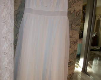 Vintage Nightgown by A GODFRIED original