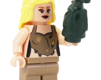 Mother of Dragons - miniBIGS Custom LEGO Minifigure