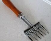 Vintage Ice Breaker or Meat Tenderizer Fork