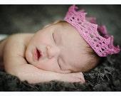 Newborn crown - baby crown - newborn crown headband - baby crown headband - baby photo prop