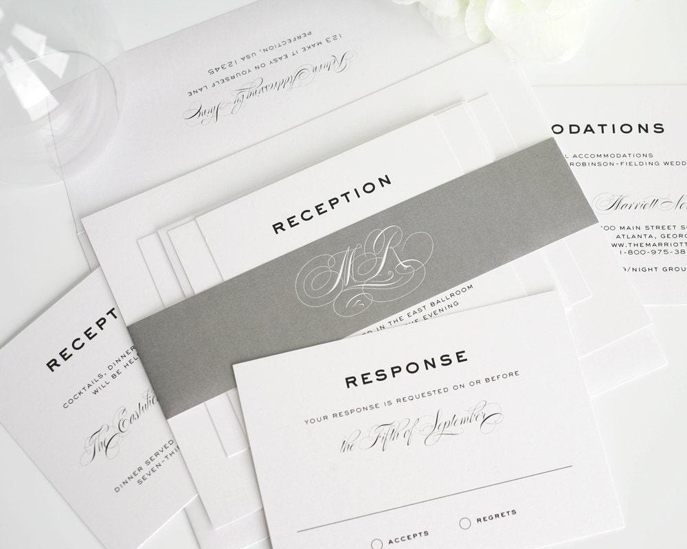 Formal Wedding Invitations Names 28 Images Formal Ink Wedding