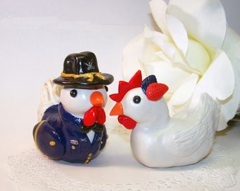 Rooster cake topper   Etsy