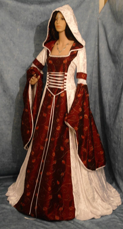 Renaissance dress handfasting dress medieval by ...