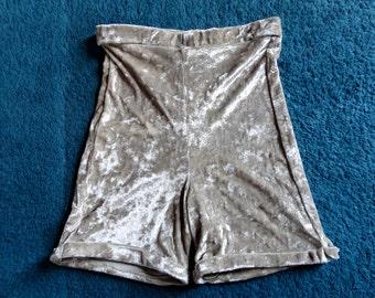 1980's Hunza biker shorts