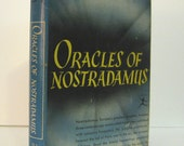 Oracles of Nostradamus, Occult Prophesies Modern Library Book No.81 Vintage Book from the 1940s. Did He Know the Future?