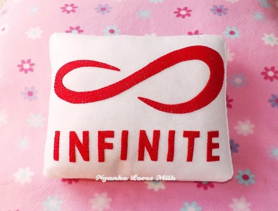 Infinite First Invasion She's Back Pillow