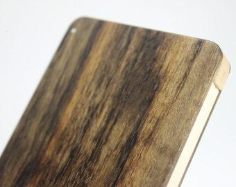 Wood Business Card Holder (Shedua)