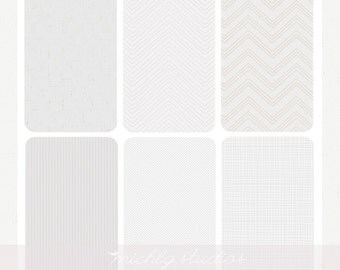 6 Lilac seamless repeating web tiles (website or blog background)