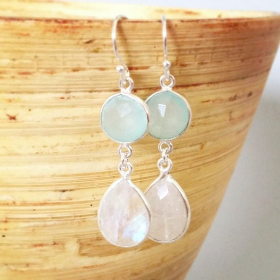 Bridesmaid Gifts Beach Wedding: Items Similar To Beach Wedding Jewelry, Beach Bridesmaid