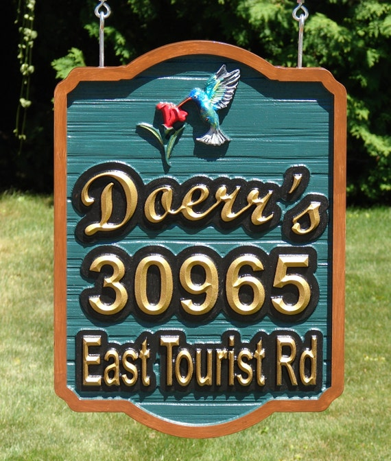 Personalized Custom Name Plaque,Sign Carved 3D Man Cave Cabin Motorhome Plaque RV Name Plaque Anniversary Custom Design Fathers Day