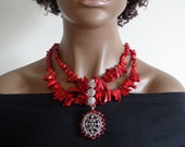 Coral Collision - Coral Jewelry, Fashion Jewelry