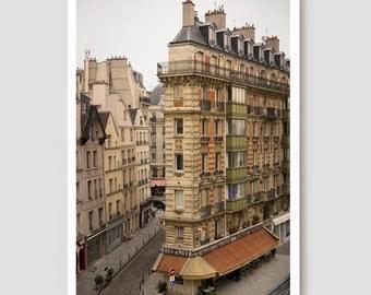"""Paris Photography, """"Boulanger"""" Paris Print, Large Art Print Fine Art Photography"""