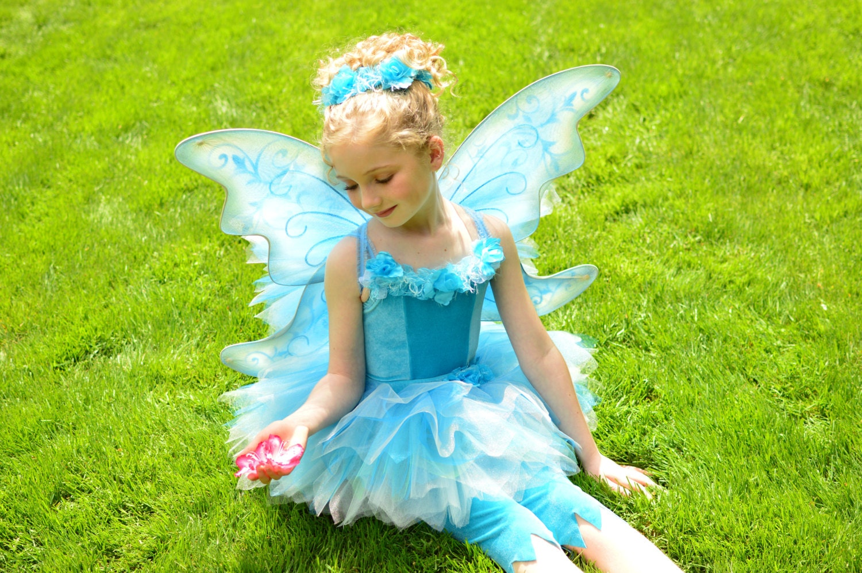 Костюм для девочки бабочка своими руками фото