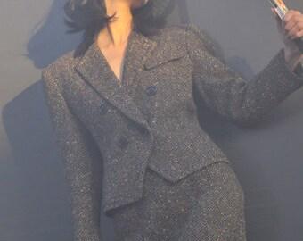 Guy Laroche 80's Tailored Setup Suit