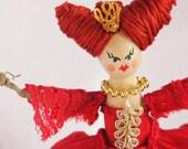 Queen Elizabeth I - Sachet Doll