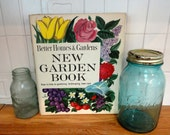 Garden Book Better Homes and Gardens New Garden Book HUGE Reference Book 1966